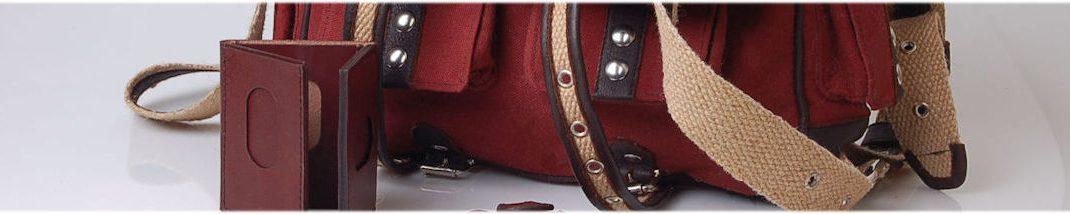 Väskor, plånböcker för finsmakaren